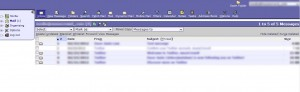 CPanel's Email Client - Dated and janky
