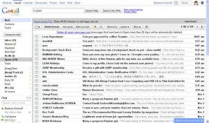 Old Gmail - Remember the look?