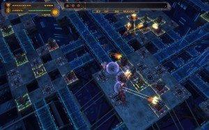 Maze-like levels give plenty of combinations