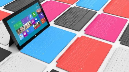 Microsoft's Answer to Tablet Space