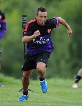 Cazorla - Arsenal finally replaces Fabregas.