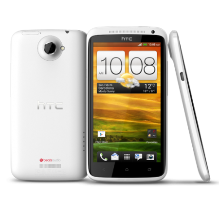 HTC's designs are fundamentally different as well.