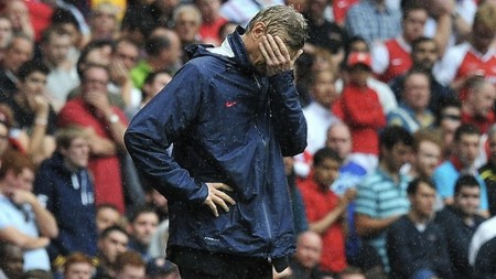 Wenger has had to endure much in his tenure.