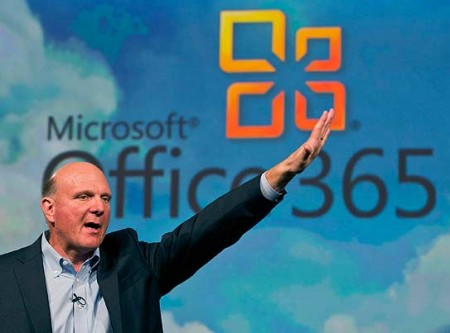 Subcriptions: Balmer wants Microsoft to be a services and devices company