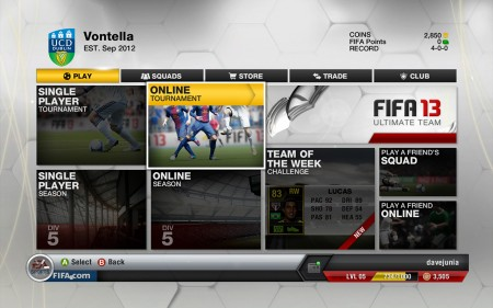 Ultimate Team: It's a game within a game. And a lot of money for EA.