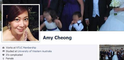 Amy Cheong: What Was She Thinking?