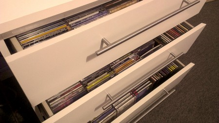 Digitalized: 425 CDs and more than half a month of continual playback