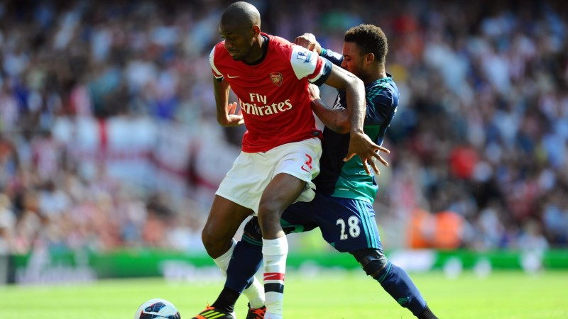 Diaby: No like for like replacement.
