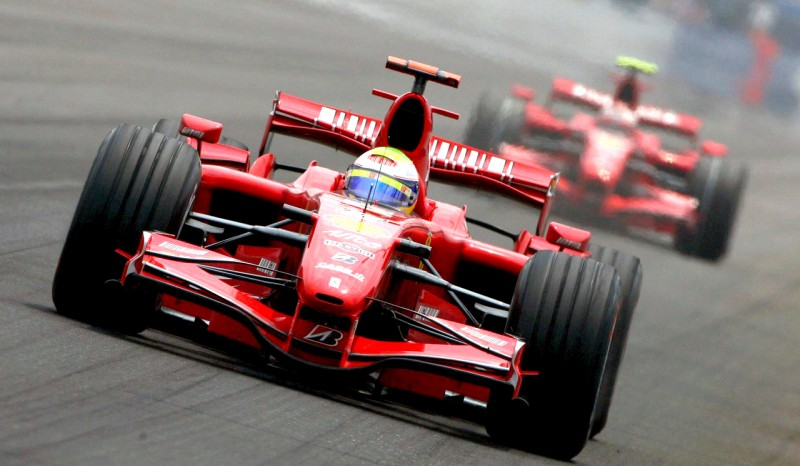 F1: High speeds aid research