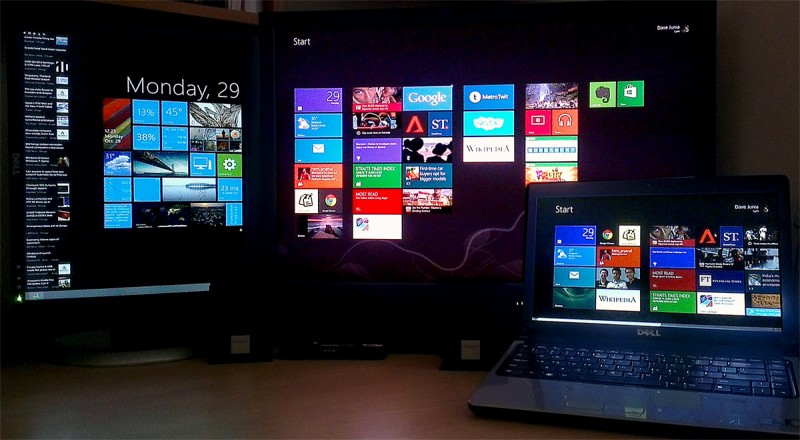 Windows 8: Microsoft Goes All In