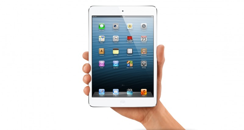 The iPad Mini will shake up the consumer tablet market.