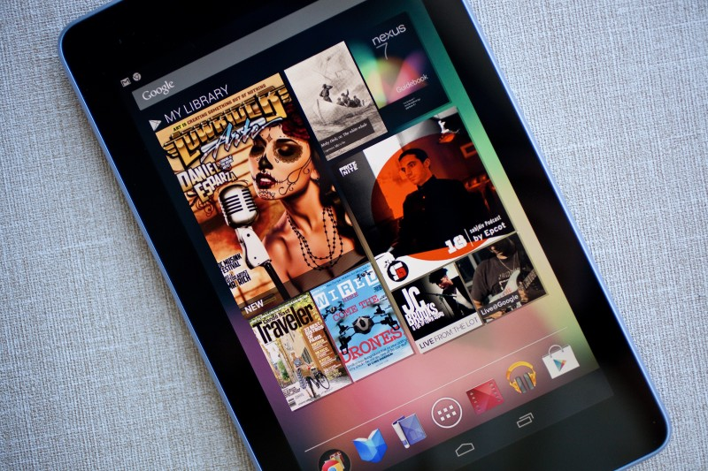 Nexus 7 - Needs a software boost.