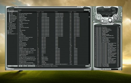 Winamp - Solid, lightweight yet feature filled player.
