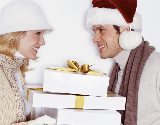 Maybe gifts are not just about the items you receive.