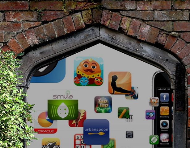 Apple has built a wall around its App Store for a reason