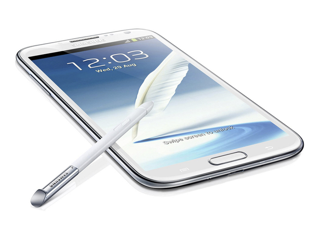 The Note 2 is huge but nothing comes close to it in many ways.