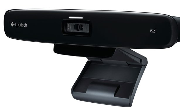 The TV Cam HD is a self contained Skype device for your TV.