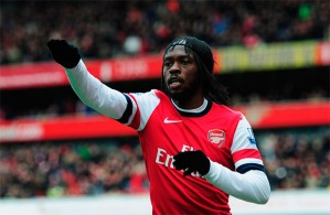 Gervinho: Man of the Match