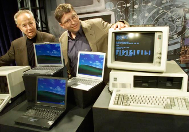 IBM: The monopoly that made Microsoft great.