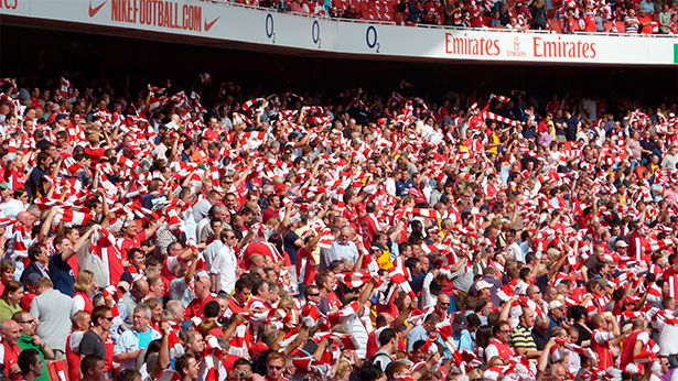 Arsenal fans have faced difficult years.