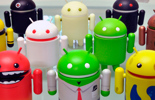 Android's diversity is taking it beyond Google's control.