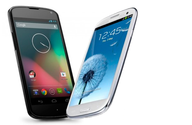 Mainstream users are likely to pick Samsung's experience over Google's pure Android.