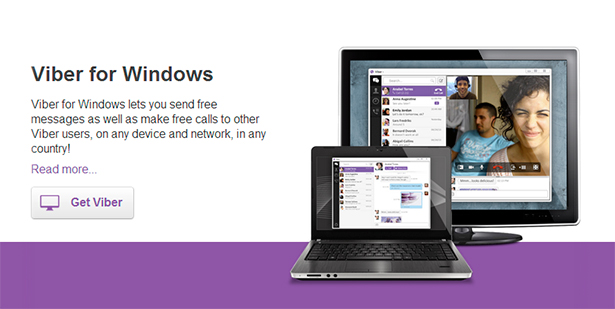 Viber arrives on PCs - both Windows & OS X.