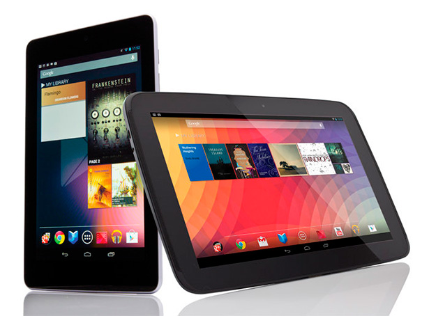 Nexus tablets are great but they are already dated.