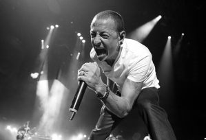 Chester Bennington - 1976 to 2017